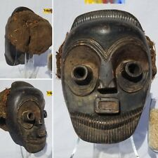 MESMERIZING Kran Gere Headdress Mask Figure Sculpture Statue Fine African Art
