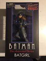 "Femme Fatales Batman: The Animated Series BATGIRL 9"" Vinyl Statue Figure,NEW!"