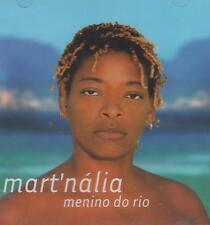 CD - Mart'nalia NEW Menino De Rio 15 Tracks FAST SHIPPING !