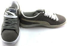 Puma Shoes Suede 10 Classic Gray Sneakers Size 7.5/7