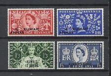 Elizabeth II (1952-Now) Postage Kuwaiti Stamps (Pre-1961)