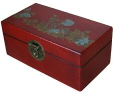 Oriental Decoration Red Box -Traditional Chinese (SC-3PR-S)