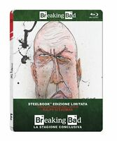 Breaking Bad - Stagione 6 - Limited Edition SteelBook - Cof. 3 Blu Ray - Nuovo