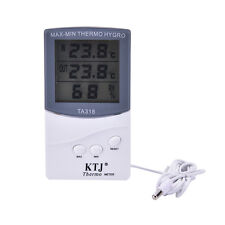 Indoor Home Digital Lcd Thermometer Hygrometer Meter Temperature Humidity Hp