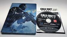 SONY PS3 PLAYSTATION 3 GAME | COD CALL OF DUTY GHOSTS STEEKBOOK | COMPLETE | PAL