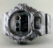 New Casio G-Shock x MAHARISHI GD-X6900MH-1 Limited Edition Grey Camouflage Watch
