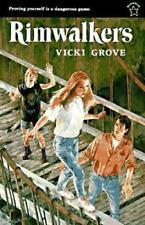 childrens book RIMWALKERS - Vicki Grove NEAR MINT -