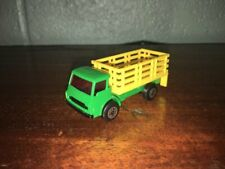 1:87 SCALE 1979 MATCHBOX SUPERFAST DODGE CATTLE TRUCK MADE IN MACAU