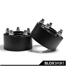 "2x 65mm For Ford Mustang 5 Lug Nut PCD 5x114.3 to 5x4.5"" CB70.5 Hub Wheel Spacer"