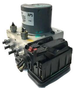 2012 2013 Chevrolet Sonic 1.8L A/T ABS Anti Lock Brake Pump Module   95104537