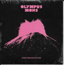 CD CARDSLEEVE COLLECTOR 14T OLYMPUS MONS NOTHING'S GONNA SPOIL MY DAY TODAY NEUF