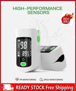 Fingertip Blood Oxygen and Heart Rate Finger Blood Oxygen Fingertip Meter UK