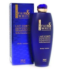 Fair & White Exclusive Lotion 500ml from France