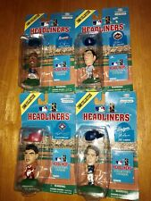 Four 1998 MLB Headliners NEW SEALED K. Lofton R. Ordonez I. Rodriguez E. Karros