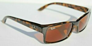 RAY-BAN Sunglasses RB4151 710 59mm Havana Tortoise/Brown NEW Italy