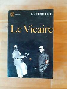 Rolf Hochhuth - Le Vicaire - Le Livre de Poche (1967)
