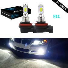 2X H11 LED Fog Lights Bulbs for Acura CSX 2006-2011 ILX 2013-2018 MDX 2007-2013