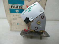 "Mopar Nos 1960-62 Chrysler Ammeter Gauge Long 1 1/8"" Glow Gauge 2256203"