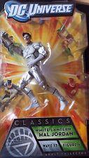 dc universe classics HAL JORDAN WHITE LANTERN