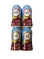 Crystal Light Black Cherry Lime Liquid Drink Mix Water Enhancer Flavor 4 Pack