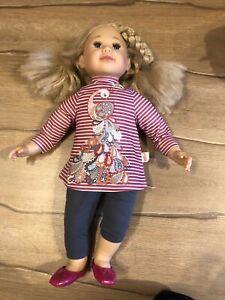 Zapp Creation Puppe Sally 60 Cm