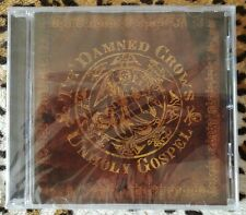 Th'Damned Crows - Unholy Gospel CD. Psychobilly Rockabilly Punk Blues