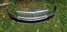 Front Bumper Cover For 2006-2009 Lincoln MKZ w/ fog lamp holes 06 Zephyr  used