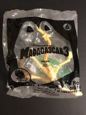 McDonald's Happy Meal Toy 2012 Madagascar 3 #6 Melman