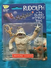 Abominable Snowman - Rudolph and the Island of Misfit Toys Clip-on