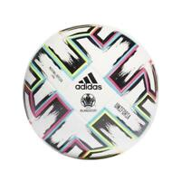 adidas Uniforia League Ball mit Box Gr.5 - weiß/schwarz/grün