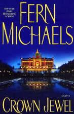 """VERY GOOD"" Michaels, Fern, Crown Jewel: A Novel (Michaels, Fern), Book"