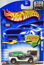 Hot Wheels 2002 Jeep Jeepster #232 Factory Sealed