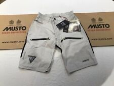 SALE! MUSTO RRP £225 Large MPX GTX RACE LITE GORE-TEX SHORT HPX SAILING WATER