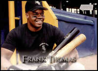 Frank Thomas 2019 Topps Stadium Club Variations 5x7 #24 /49