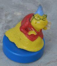 Figurine à roulettes Monstres & Cie, cadeau Bonux, 5 cm de hauteur,