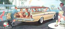 1960 RAMBLER STATION WAGON's Brochure:REBEL,AMERICAN,6,