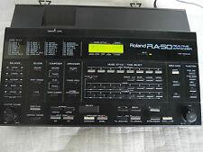 Roland module EXPANDER RA-50 MT-32 Sound realtime arranger RA50 MIDI E-20 E-70