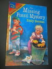 Die fehlenden Fossil Mystery von Emily Herman