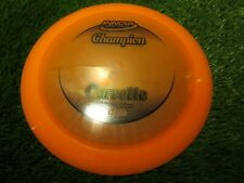 new Corvette Champion 167 orange distance driver Innova disc golf dealer
