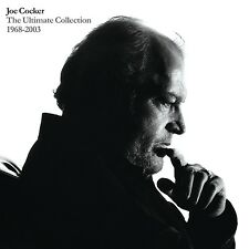 "JOE COCKER ""ULTIMATE COLLECTION 1968-2003"" 2 CD NEUWARE"