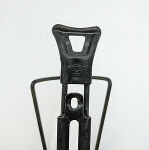 REG Bolt On Black Water Bottle Cage Made In Italy Mountain Bike Accessories