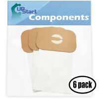 18 Vacuum Bags for Aerus / Electrolux 1521 Style C