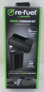 Digipower - Replacement EN-EL15 Digital Camera Battery & Charger Kit