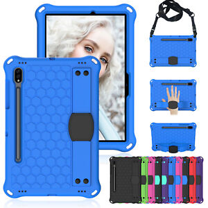 For Samsung Tab S6 lite T860 P610 10.5'' S7 T870 S5e T720 Shockproof stand Case