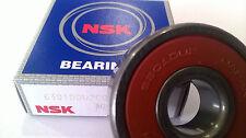 6301 DU NSK Ball Bearing 12x37x12 mm deep groove ball bearing 6301ddu