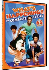 What's Happening Complete Series TV Show DVD Set Season 1 2 3 Collection Episode