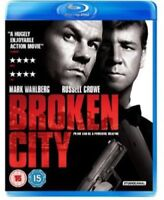 Broken City [Blu-ray] [2013] [DVD][Region 2]