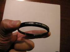 Citywide 58mm UV circular Filter for camera