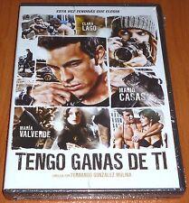 TENGO GANAS DE TI - Mario Casas / Fernando González Molina - Precintada
