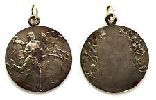 Medaglia Argento Di Atletica Leggera – Cavalli Sullo Sfondo (E.S.)